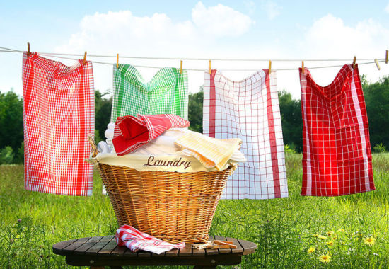 十个小诀窍  洗衣省心又省力