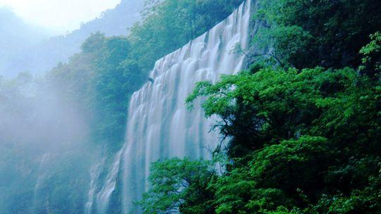 宜昌三峡大瀑布攻略