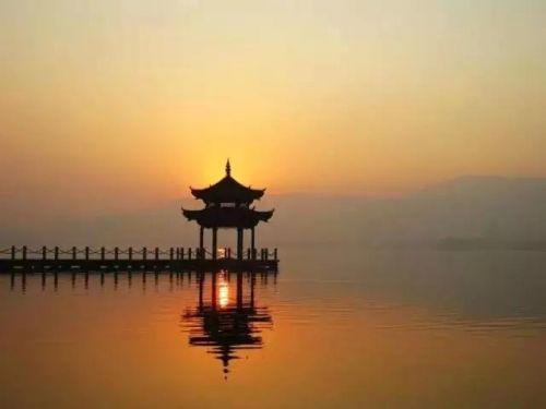 武汉周边最美的湖泊之一磁湖介绍,磁湖在哪?