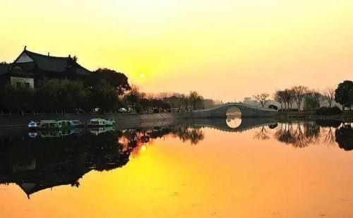 武汉周边最美的湖泊之一月湖介绍,月湖在哪?