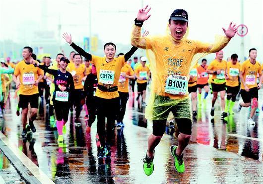 汉马第三季报名攀新高 9天13.6万人报名成功